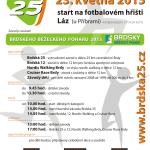 Brdská 25 - plakát