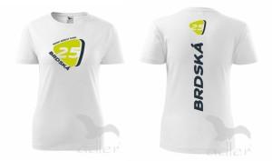 Brdská 25 - trička Ž